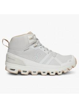 On Cloudrock støvle hvid WO