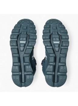 On Cloudrock Waterproff støvle blå