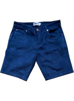 Oukai Fløjls shorts blå