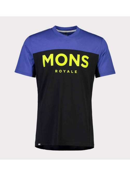 Mons Royale Redwood VT Ultra blue
